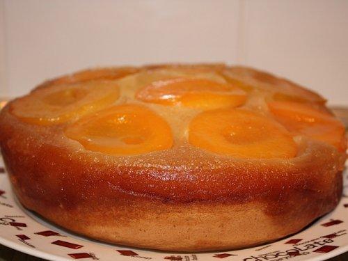 Пирог с персиками и творогом в мультиварке рецепты