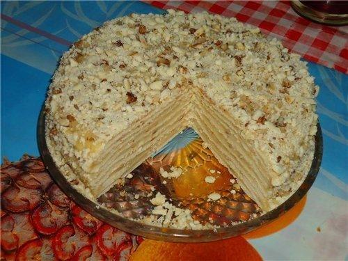 Домашние выпечка торт фото рецепты