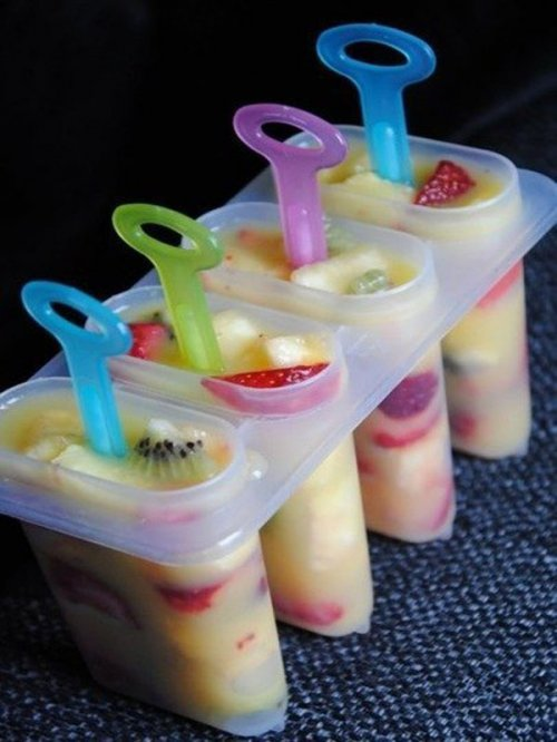 Как сделать домашние мороженое своими руками видео